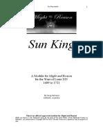 Sun King 17th