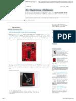 De Todo Un Poco (en Electrónica y Software)_ MSP430 Launchpad