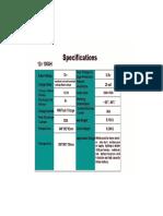 Li-Ion - 100AH Spec