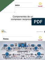 6.- Componentes de Un Compresor Reciprocante