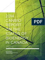 2014 CanBio Report