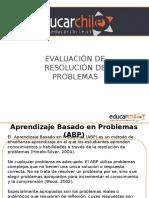 Evaluacion Resolucion de Problemas