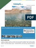 Ladakh Leh
