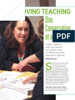 arneson - improving teaching one conversation at a time 1