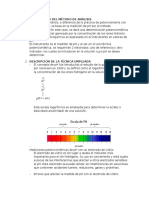 Análisis Potenciométrico Con Electrodo de Ion Selectivo