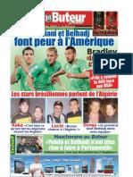 LE BUTEUR PDF du 22/06/2010