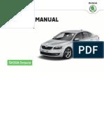 A7 Octavia OwnersManual