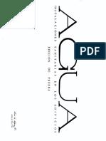 Libro Agua Diseño de Instalaciones