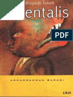 Ensiklopedi Tokoh Orientalis a. Badawi t