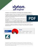 Contamos Con La Maquinaria y Tecnología Más Avanzadas de México.docx