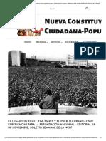 El legado de Fidel