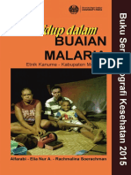 Hidup dalam Buaian Malaria