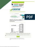 Como Tomar Medidas de puertas de interior..pdf