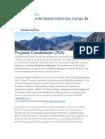 Proyecto Constelación en Español