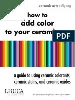 Ceramic Color
