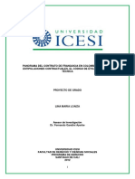 Contrato Franquicia Colombia