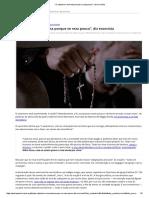 """O satanismo aumenta porque se reza pouco"", diz exorcista.pdf"
