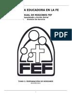AP Manual de Misiones Fef Tomo 1