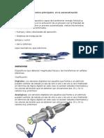 Componentes Principales en La Automatización