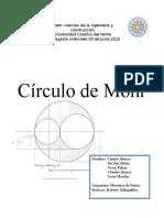 Informe Circulo de Mhor