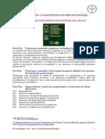 4º Sesión Clasificación y Diagnóstico en Psicopatología Para Subir