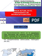Evidencia Actual en El TX de Neurocisticercosis