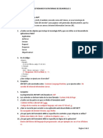 Cuestionario Plataformas de Desarrollo 2