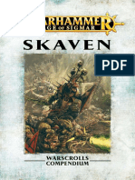 Warhammer Aos Skaven It