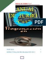Manual de Turbo c++