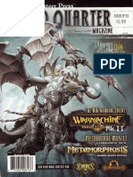 Privateer Press - No Quarter #23