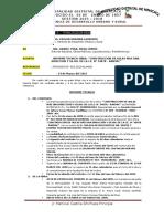 Informe 030 Infome Tecnico Construccion de Aulas - Ranyac
