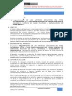 04 Memoria Descriptiva Sanitarias Coricocha