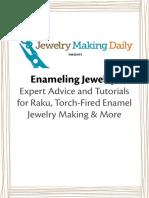 Enameling Jewelry Free eBook