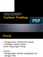Bab 8 Carbon Trading