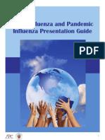 Avian Influenza and Pandemic Influenza Presentation 1