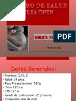 Muerte Perinatal - Uliachin