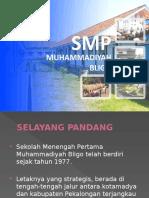 Peneriman Siswa Smp Muhammadiyah Bligo 2012-2013