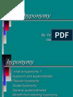 6.5-Hyponymy