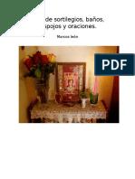 Guía de Esoterismo Practico Marcos