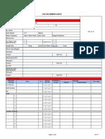 Form Daftar Riwayat Hidup KPK IM 2016
