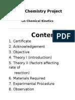 Documents.mx Cbse Chemistry Project Chemical Kinetics