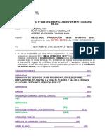 Nota Informativa Sustento y Produccion