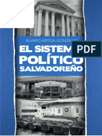 El sistema político salvadoreño