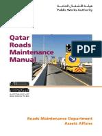 Qatar Roads Maintenance Manual-410379_QRMM_FINAL.pdf