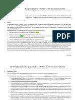 ISO 9001 2008  to ISO 9001 2015 Gap Checklist.pdf