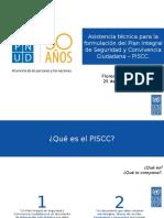 Guía PISCC