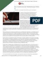 As Contribuições Teóricas de Perrenoud Para a Aprendizagem - Artigos de Educação e Pedagogiao