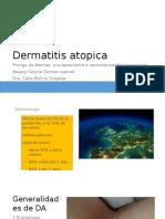 Dermatitis Atopica Nayely Celyna Gomez Caporal