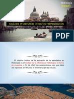U6_Analisis Estadisticos de Datos Hidrologicos