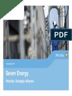 Petrofac Seven Energy Presentation November2010